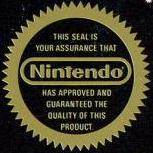 Original Nintendo Seal Of Quality. Courtsey of Game Wikia
