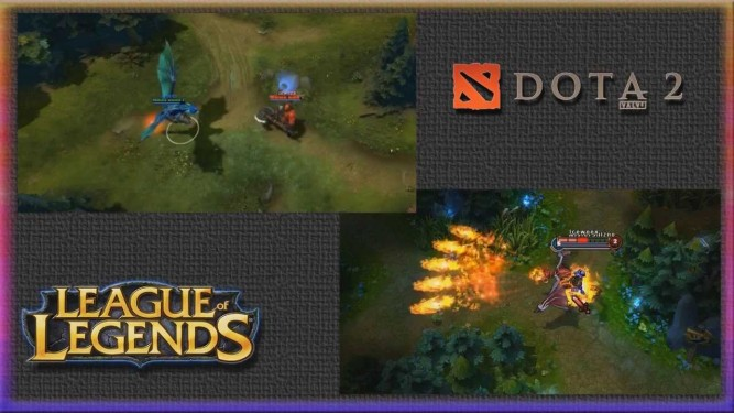 dota 2 vs league of legends which one should you play
