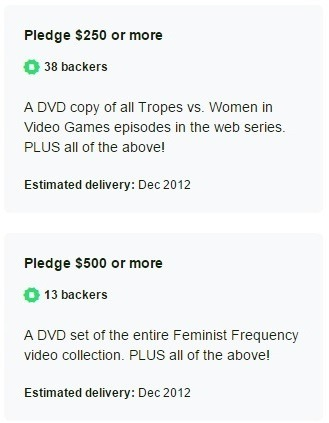 FemFreq stretch goals