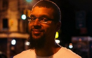 Black developer Shawn Allen: says he's never experienced outright harrassment.