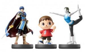 Marth, The Villager and the WiiFit Trainer are sold out at most retailers.