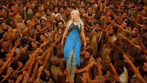 "Images like these have caused SJWs to label Game of Thrones ""racist."""