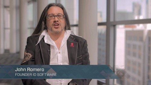 game loading john romero hq