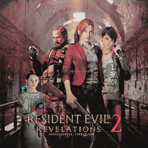 Resident Evil: Revelations 2 Survivors