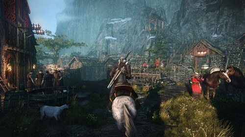 witcher 3 horseback riding resized