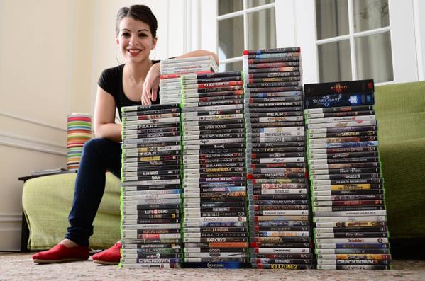 Anita violent games stack