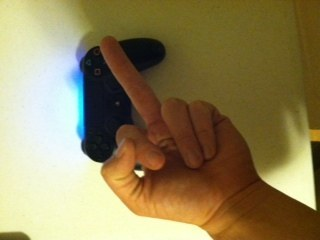 Fuck You, Controller Speaker