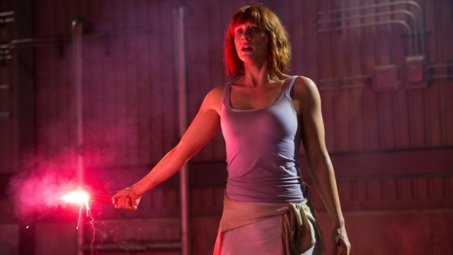 Also Bryce Dallas Howard's boobs are in this movie. That's worth a matinee ticket.
