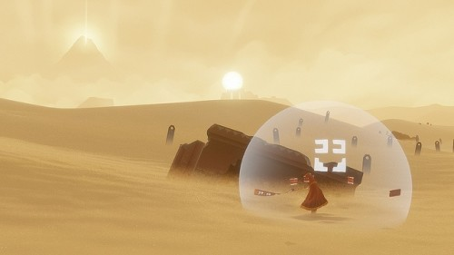 """Gameplay"" in Journey"