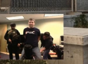 Actual Picture from Kootra's swatting incident