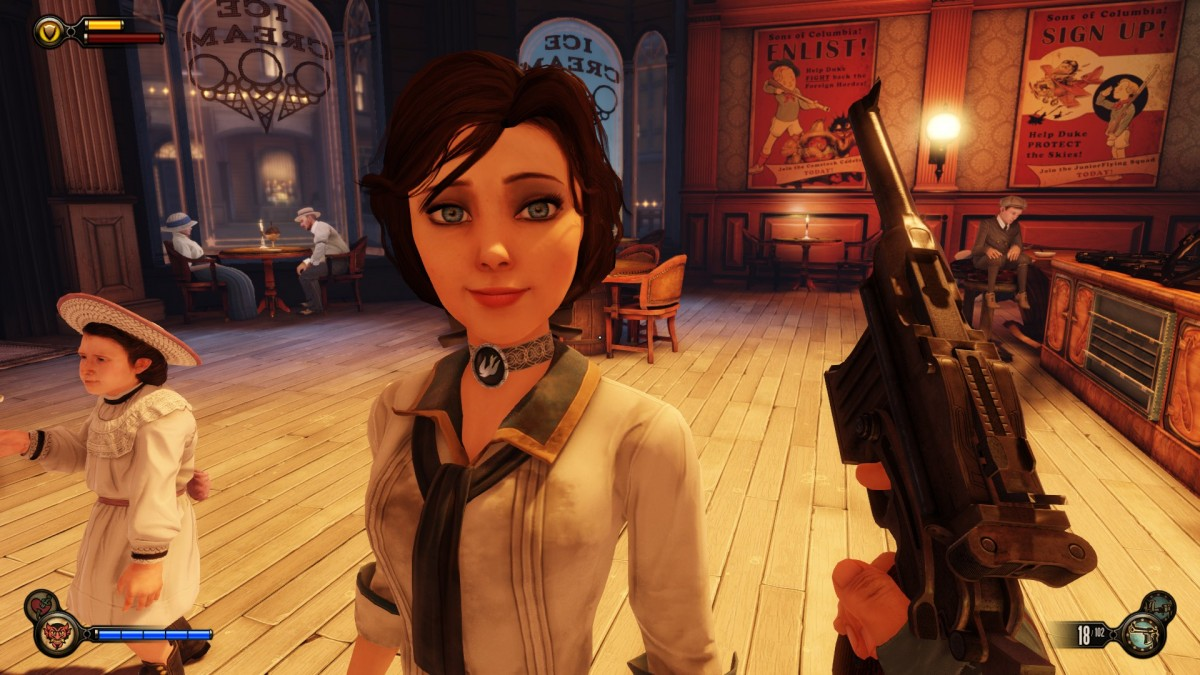 bioshock infinite sex game