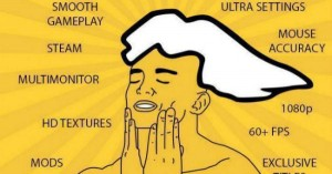 The PC Gaming Master Race