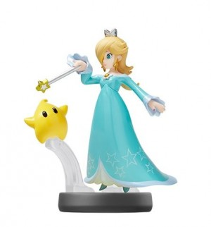 The Rosalina Amiibo, which is expected to sell out.