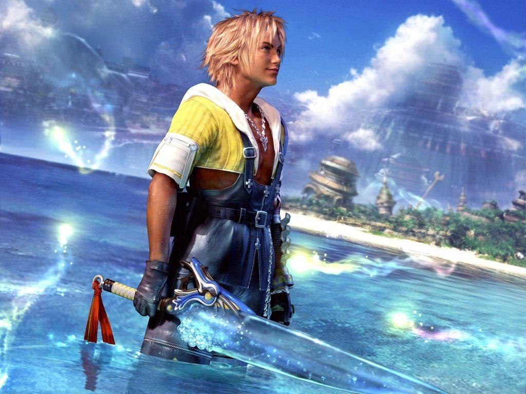 Tidus looks the part and has plenty of bravado but is an otherwise mediocre hero.