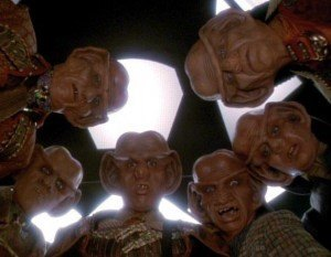 I imagine this is what the board room must look like at PWE home office.