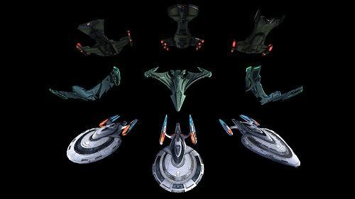 These 9 star ships can all be yours for $150.00!