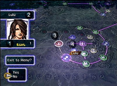 There are plenty of directions you can go to develop Lulu. Player's discretion.