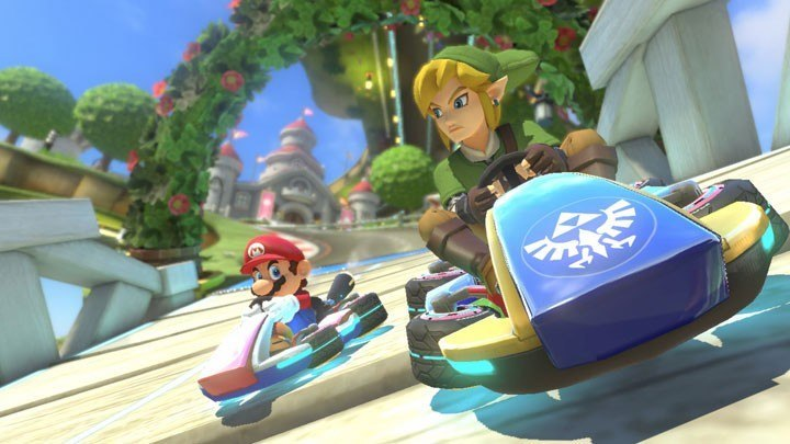 If they don't have Mario Kart racing of some kind why even build it?