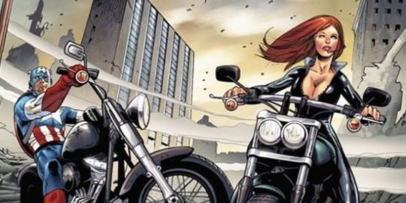 Hopefully in the next film Black Widow will be a miserable, childless, soulless, killing machine so she can be a full time feminist!